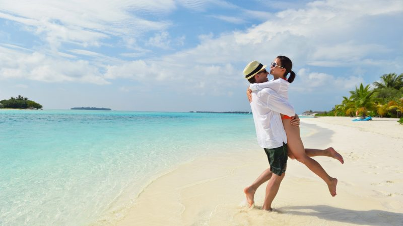 The Best Beaches for the Ideal Honeymoon
